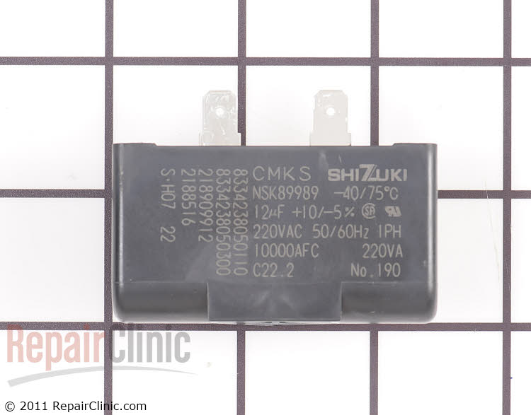 Run Capacitor 218909912 Alternate Product View