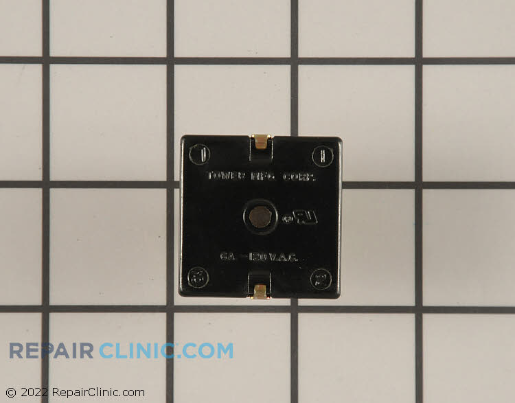 Rotary Switch 00414640 Alternate Product View