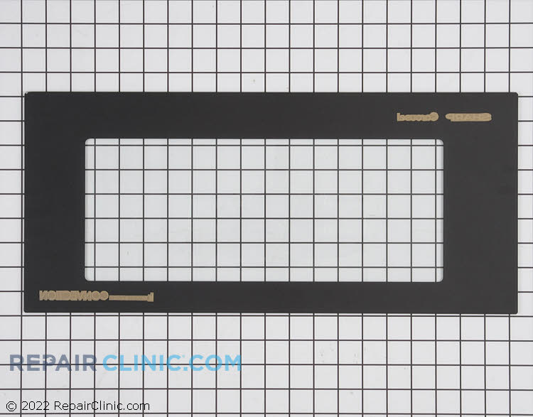 Outer Door Glass PGLSPB008MRR0 Alternate Product View