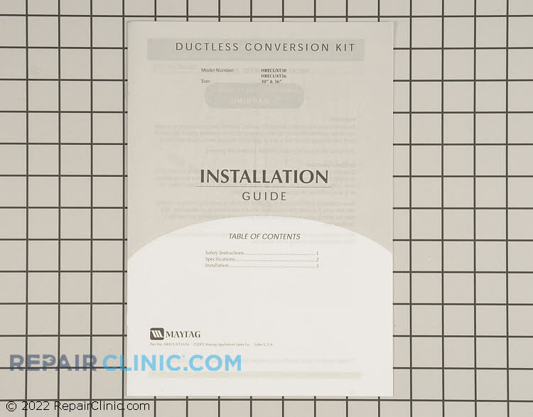 Air Filter 49001180 Alternate Product View