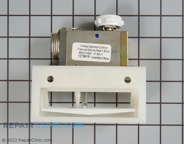 Damper Control Assembly WP67003410 Alternate Product View