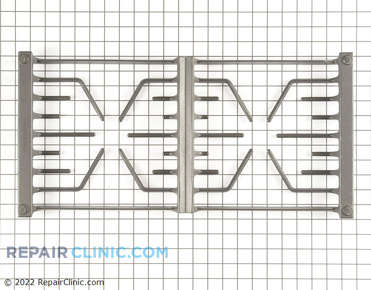 Burner Grate 00143237 Alternate Product View