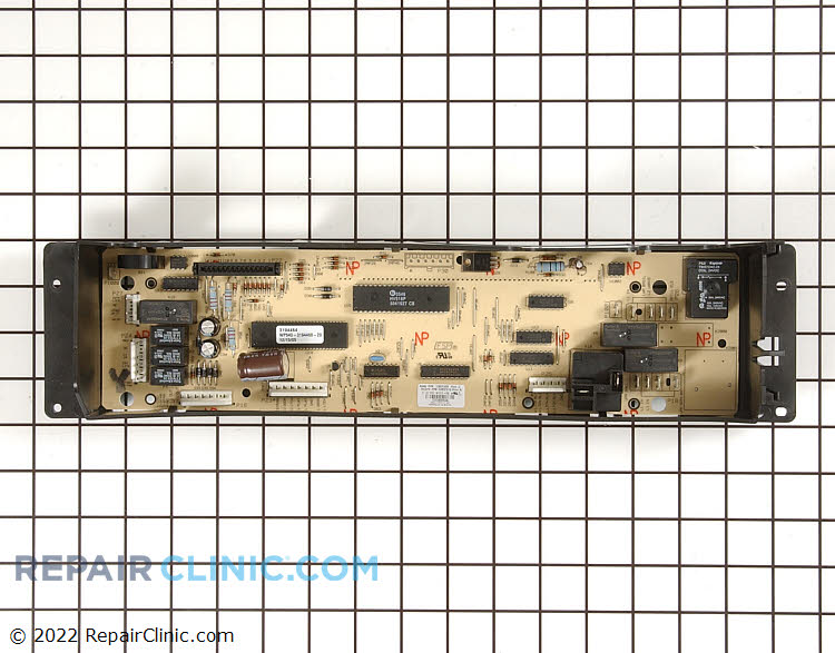 Oven Control Board 8302320 Alternate Product View