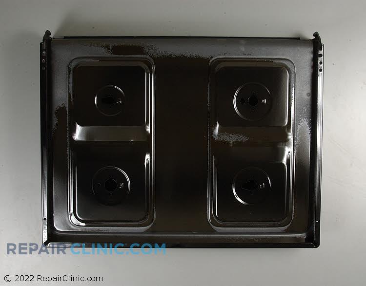 Metal Cooktop 316202345 Alternate Product View