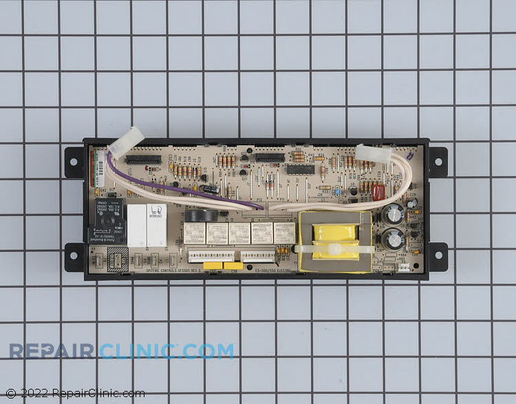 Oven Control Board 316272200 Alternate Product View