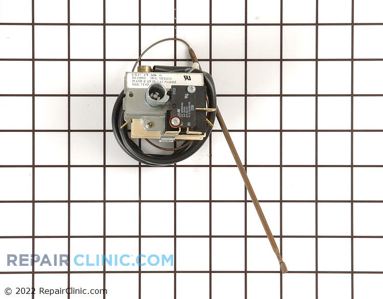 Temperature Control Thermostat 316215900 Alternate Product View