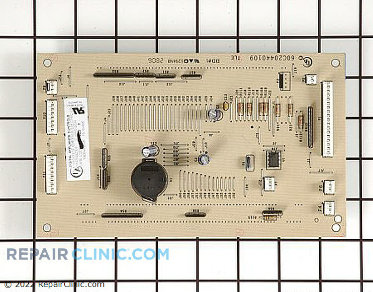 Oven Control Board 00486913 Alternate Product View