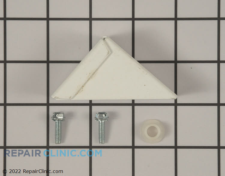 Bottom Hinge 11624-1-S-KIT Alternate Product View