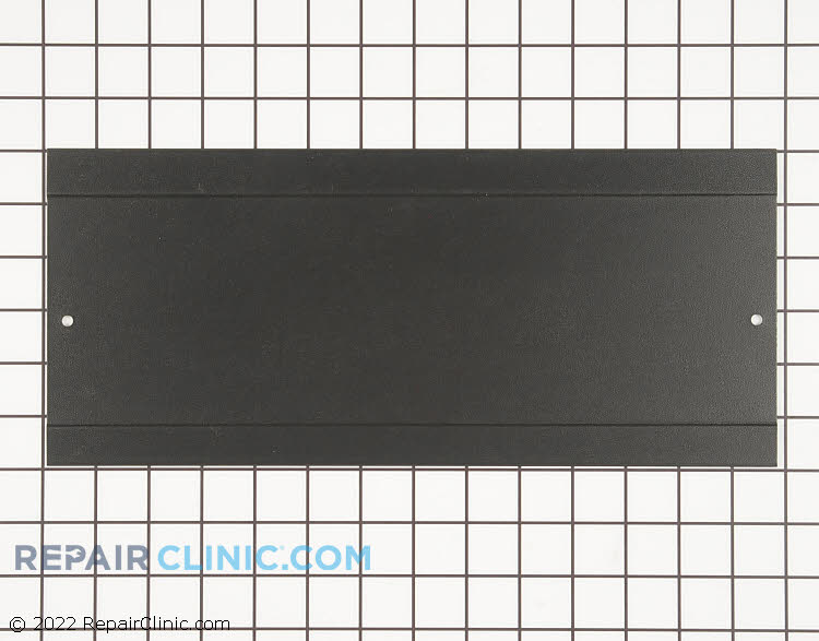 Front Panel 12012-BLK Alternate Product View