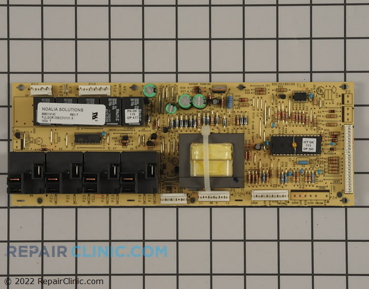 Oven Control Board 00489273 Alternate Product View
