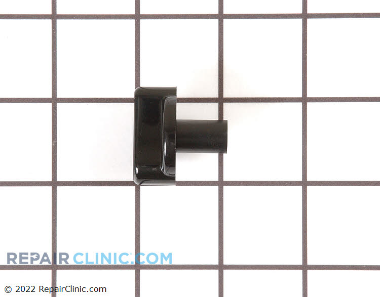 Control Knob 42090-BLK Alternate Product View