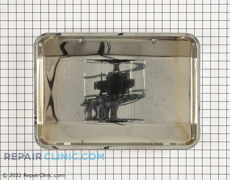 Burner Drip Pan 00143083 Alternate Product View