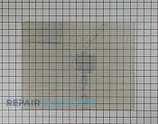 Inner Door Glass - Part # 1055938 Mfg Part # 318212200