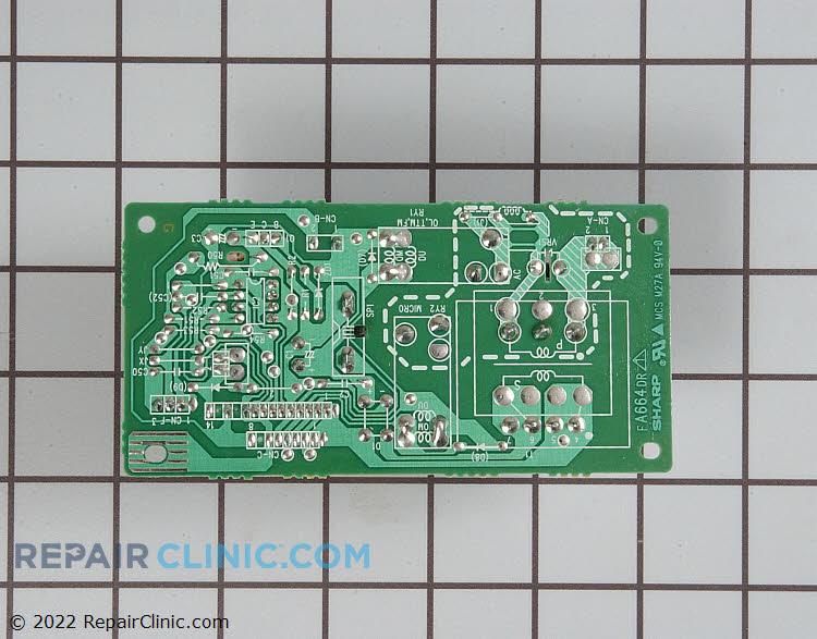 Power Supply Board DPWBFC096WRUZ Alternate Product View