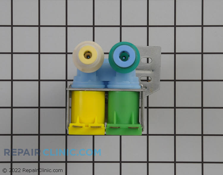 Water Inlet Valve WP2307811 Alternate Product View