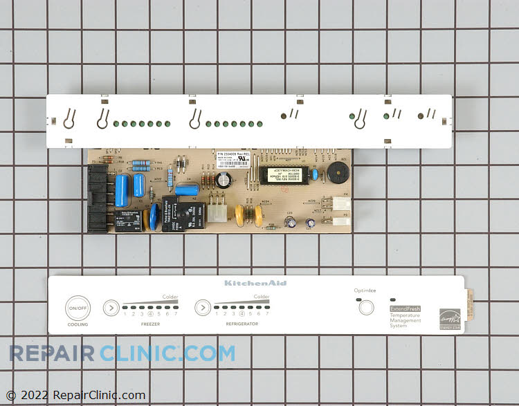 Main Control Board 8201673 Alternate Product View