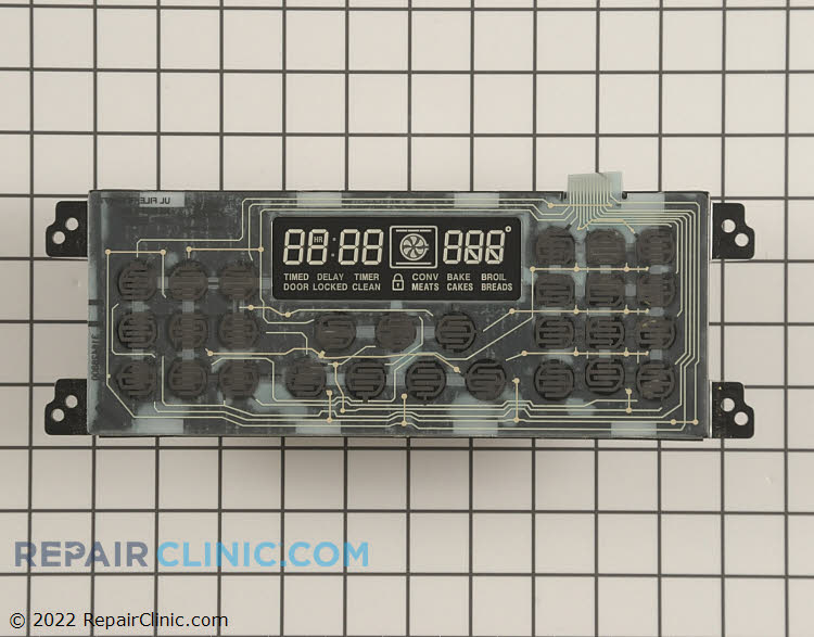 Oven Control Board 316418700 Alternate Product View