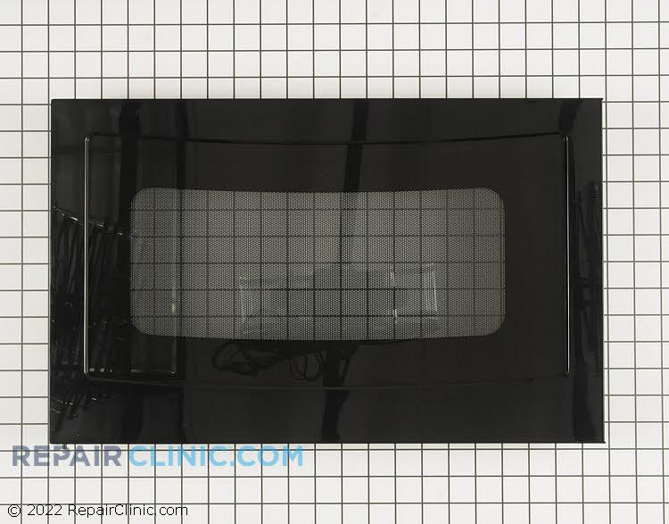 Microwave Oven Door