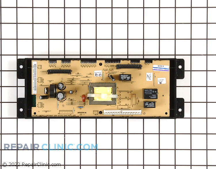 Oven Control Board 316418553 Alternate Product View