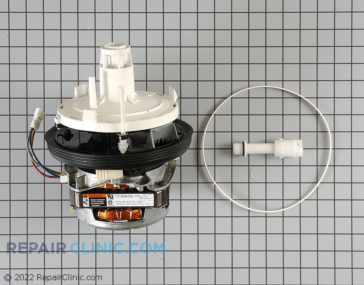 Pump and Motor Assembly 675688A Alternate Product View