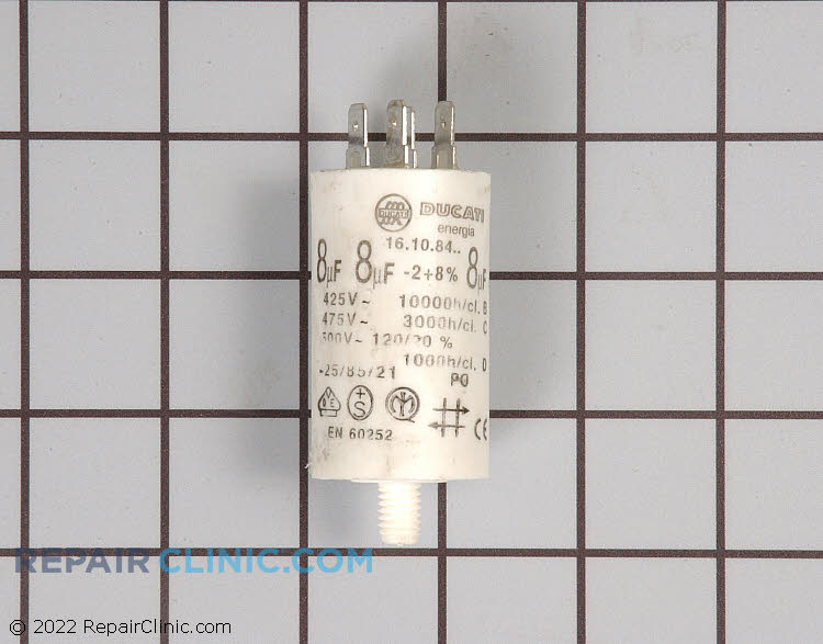 Capacitor 8182473         Alternate Product View