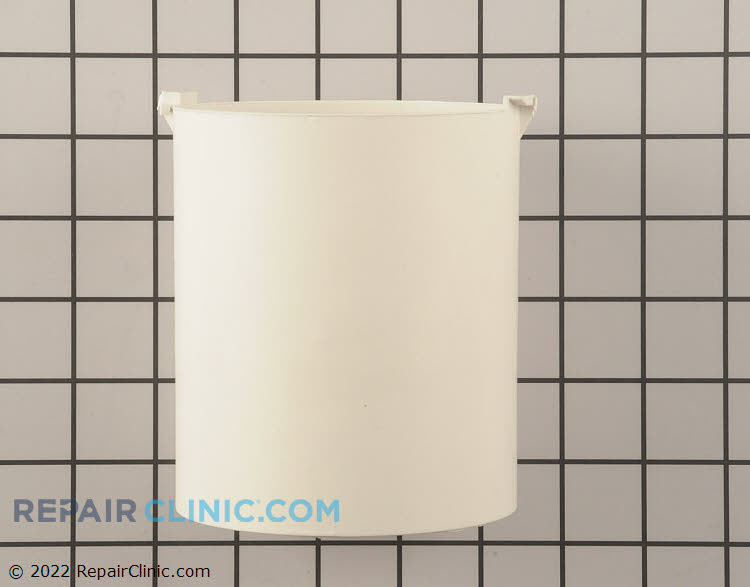 Exhaust Duct WPW10296394 Alternate Product View