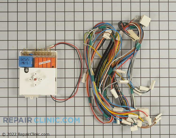 Wire Harness 8182504 Alternate Product View