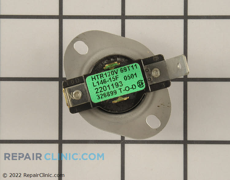 Cycling Thermostat 37001137 Alternate Product View