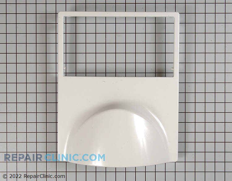 Ice Bucket Front Plate 67004255 Alternate Product View