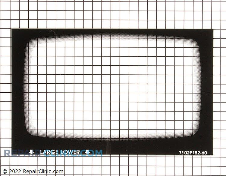 Door Glass 74010042 Alternate Product View
