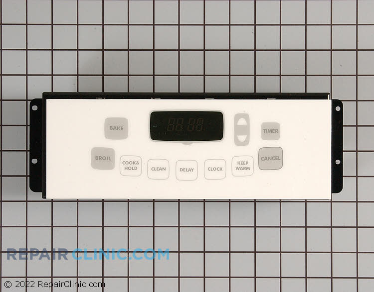 Oven Control Board WP5701M832-60 Alternate Product View