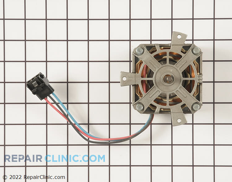 Convection Motor WB26T10034      Alternate Product View