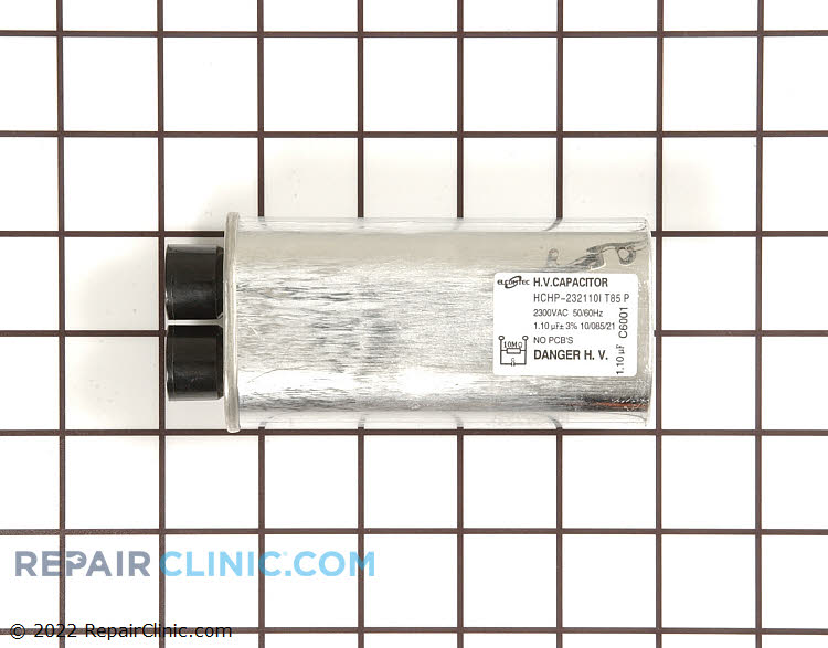High Voltage Capacitor WB27X10907      Alternate Product View
