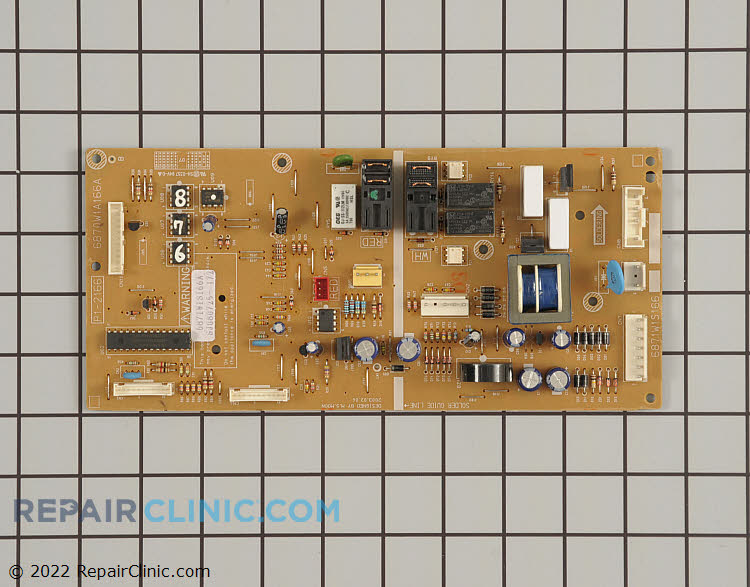 Main Control Board WB27X10707 Alternate Product View