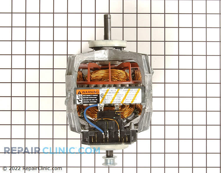 Drive Motor WE17X10009 Alternate Product View
