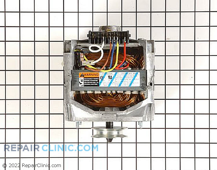 Drive Motor WH20X10026 Alternate Product View