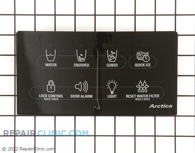 Dispenser Control Board WR55X10415      Alternate Product View