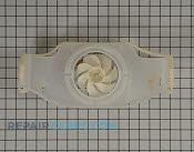 Evaporator Fan Motor - Part # 1092997 Mfg Part # WR60X10146