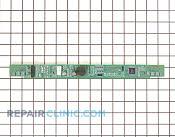 Temperature Control Board - Part # 1092847 Mfg Part # WR55X10340