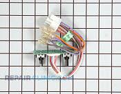 Temperature Control Board - Part # 1092897 Mfg Part # WR55X10399