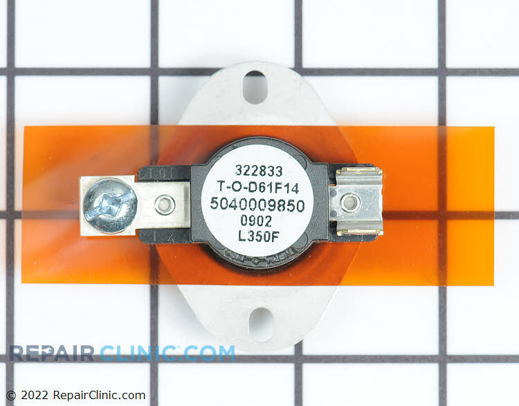 High Limit Thermostat 00421608 Alternate Product View