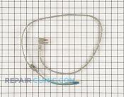 Power Cord - Part # 1107558 Mfg Part # 00493429