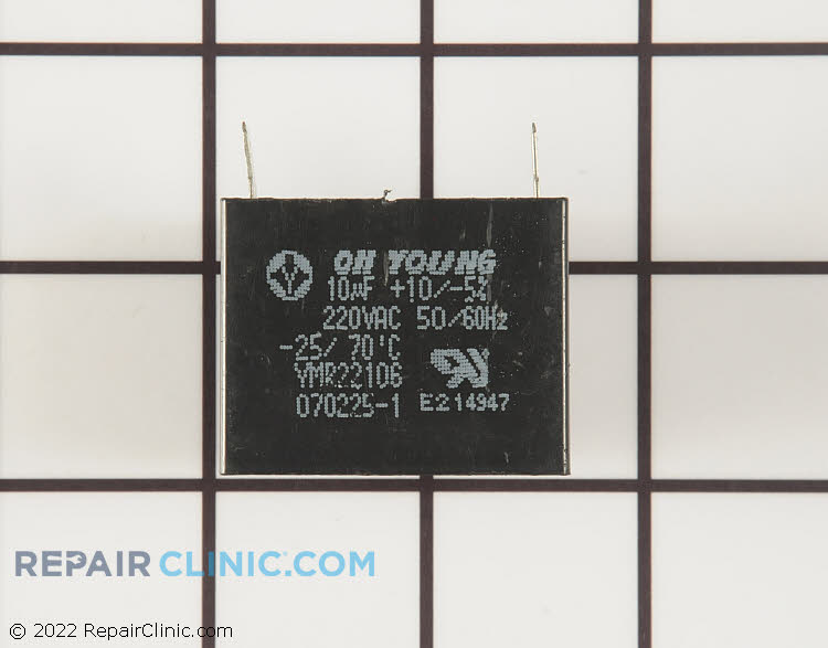 Capacitor DE59-50002A Alternate Product View