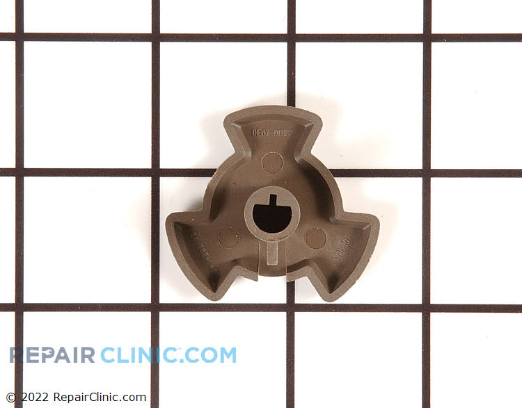 Glass Tray Drive Coupling DE67-00182A Alternate Product View