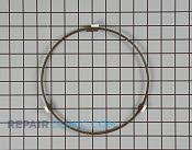 Glass Tray Support - Part # 2087025 Mfg Part # DE97-00193A