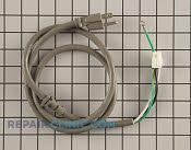 Power Cord - Part # 2086645 Mfg Part # DE96-00218A
