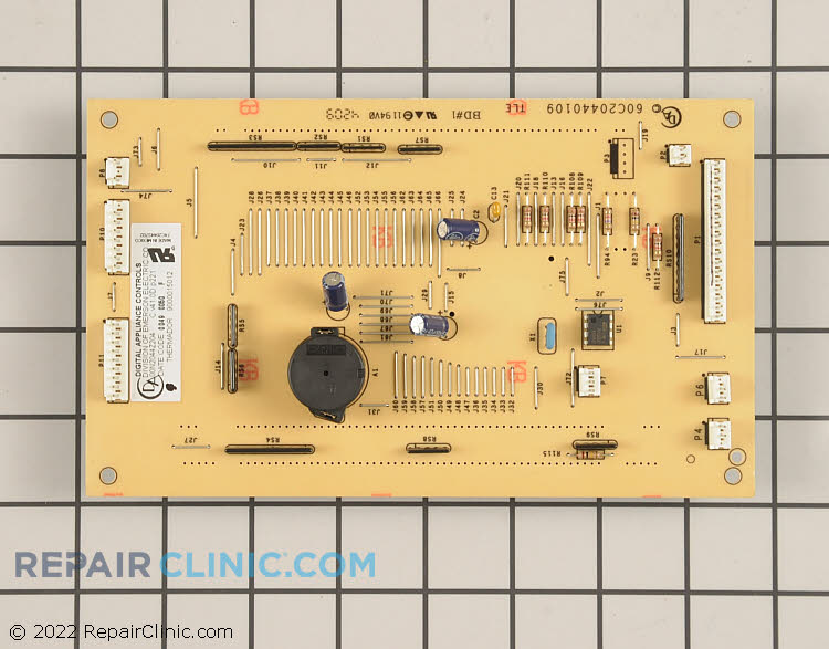 User Control and Display Board 00144001 Alternate Product View