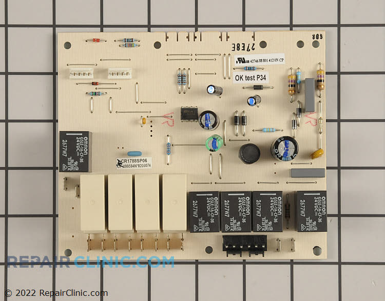 Oven Control Board 00497224 Alternate Product View