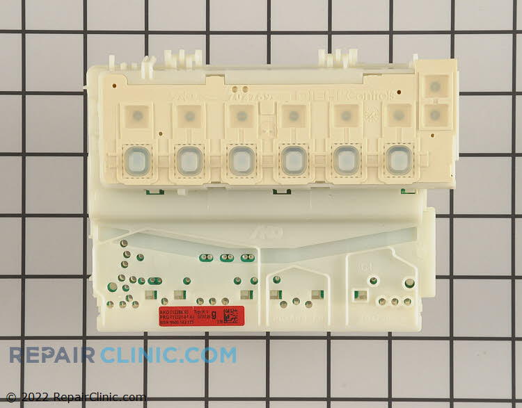 User Control and Display Board 00444817 Alternate Product View