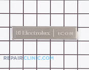 Nameplate - Part # 1163311 Mfg Part # 241603101